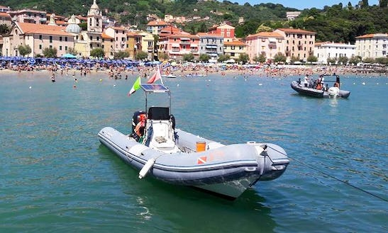Scuba Diving Trips In Lerici