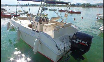 Rent a 7 Person Motorboat with or without a license in Veyrier-du-Lac, France