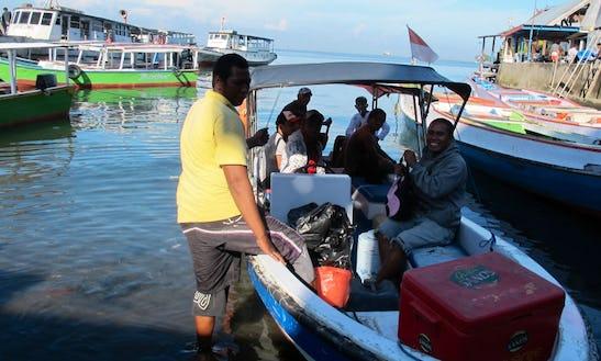 Diving Trips In Kecamatan Makassar