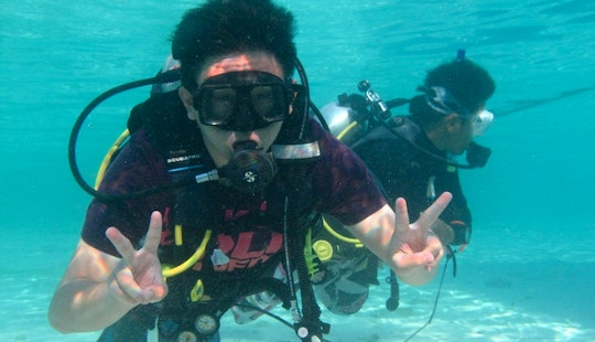 Scuba Lessons In Hengchun