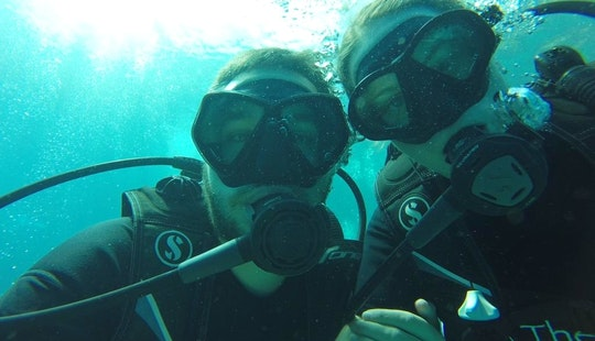 Diving Trips & Courses In Ao Nang