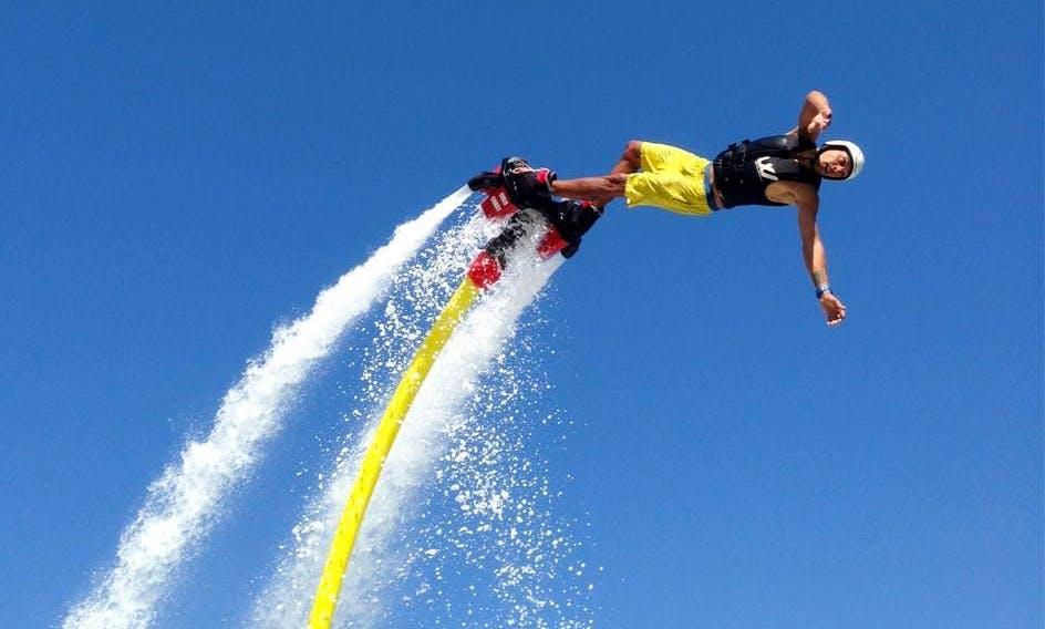 Jet Board Flyboarding in Penrith