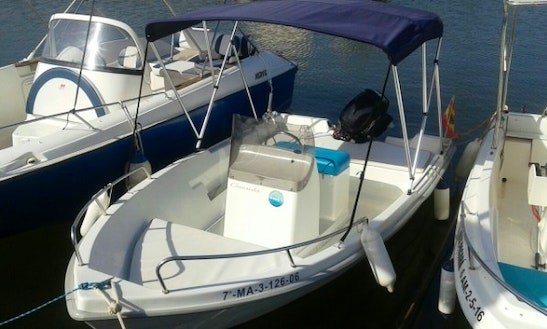 15' Center Console In La Manga Menor, Spain