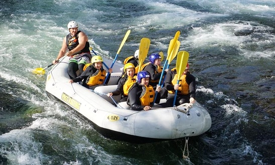 Rafting Trips In Norway