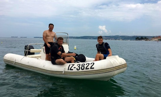 Rib Diving Trips In Koper