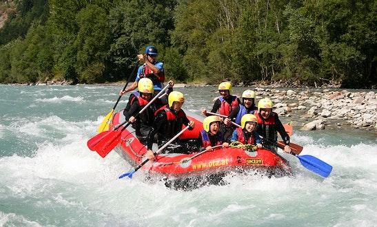 Rafting Trips In Gemeinde Ainet