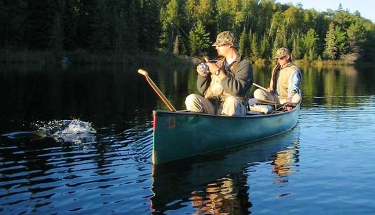 Guided Canoe Fishing Tours In Norway