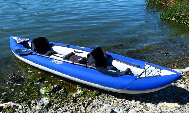 Kayak Rental in Klagenfurt am Wörthersee