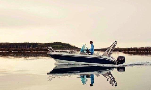 Fishing Charters in Trondheim Sør-Trøndelag, Norway