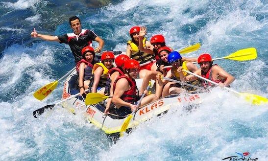 Rafting Tour In Bozyaka Bucağı