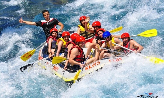 Rafting Tour In Bozyaka Bucağı
