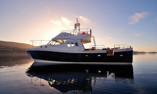 Power Catamaran Tours Rental In Shieldaig