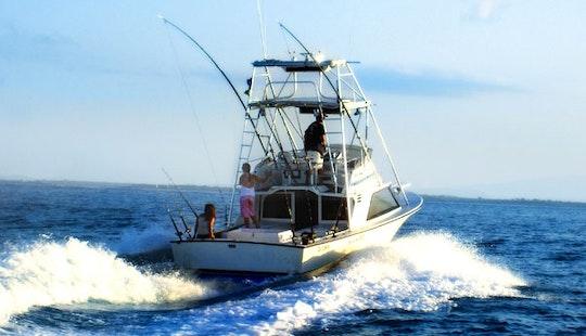 Blackfin 32 'sansuli' Fishing Charter In Zanzibar
