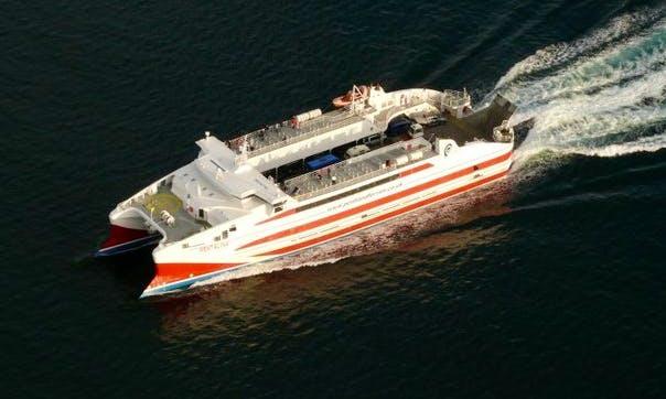 """MV Pentalina"" Ferries in Scotland, United Kingdom"