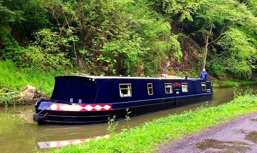 Canal Boat River Cruise and Static Hire in Bath