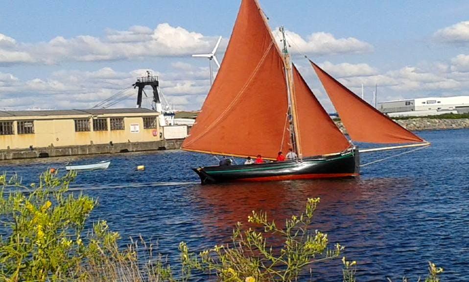 Daysailer Rental in Galway