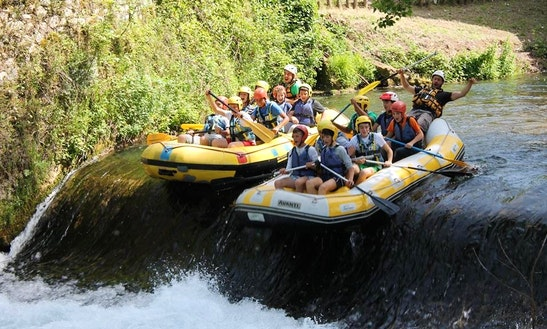 Rafting In Subiaco