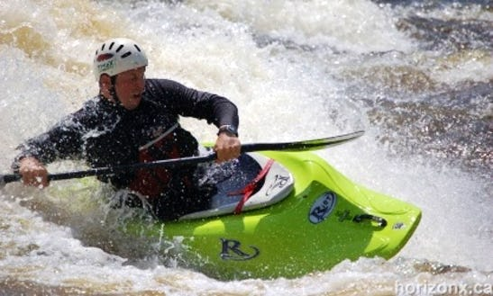 Kayak Rental & Lessons In L'Île-du-grand-calumet, Canada