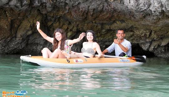 Sea Canoe Tours In Tambon Wichit