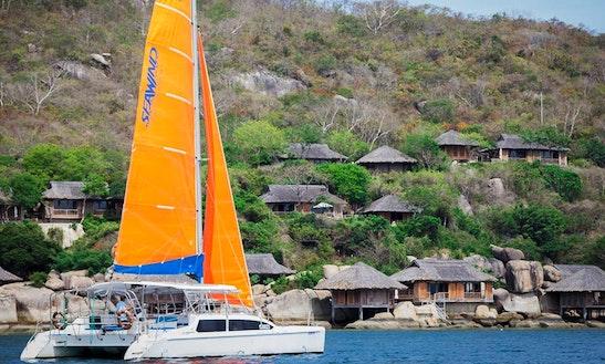 Cruising Catamaran Rental In Tp. Nha Trang
