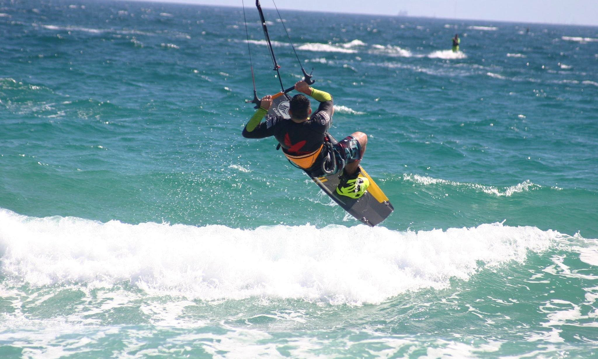Kitesurfing Courses in Algeciras