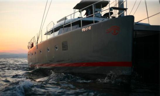 Sunreef 62 Cruising Monohull Charter In Estepona