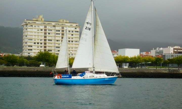Sparkman and Stephens Cruising Yacht in Viana do Castelo