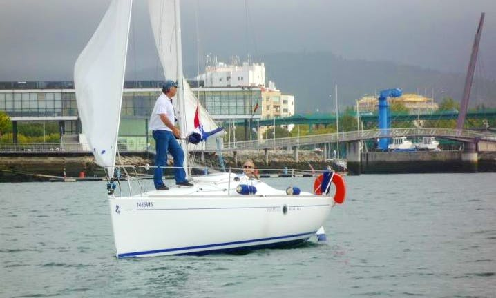 Daily Sailing and Lessons in Viana do Castelo