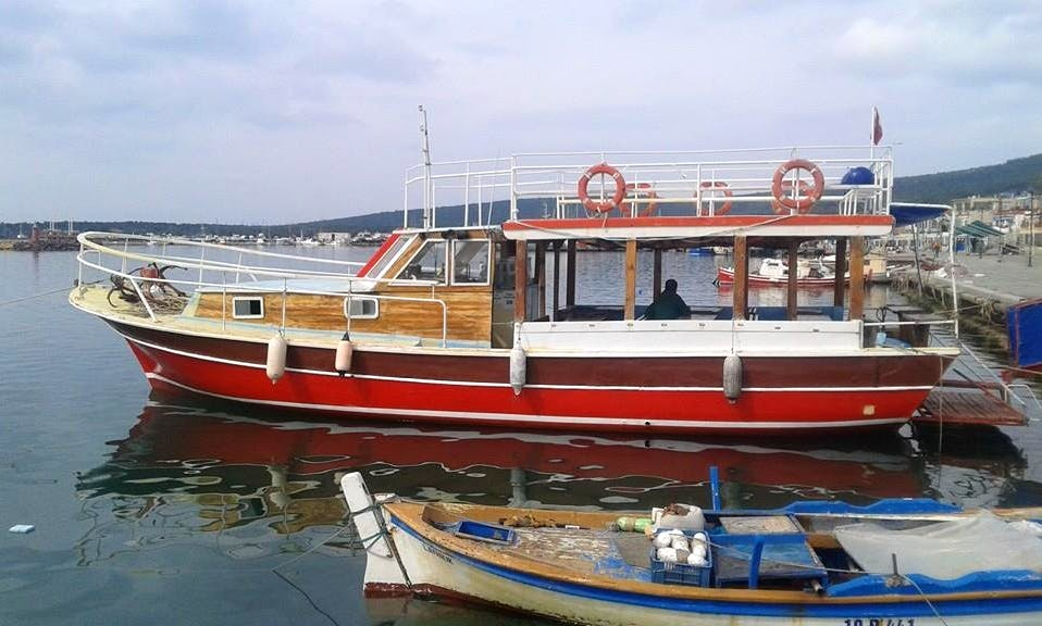 Fishing Charter in Ayvalik, Turkey