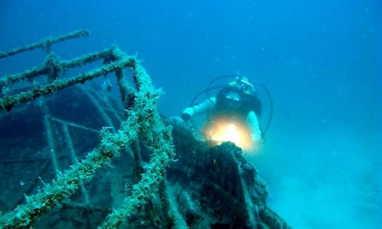 Diving Tours In Punat