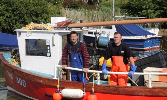 Head Boat Fishing Charter In Saint Mawes