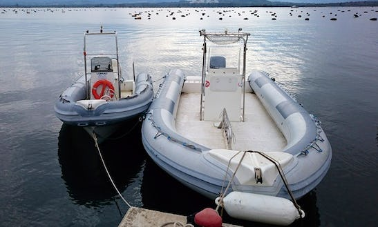 Rib Diving Trips And Courses In San Teodoro
