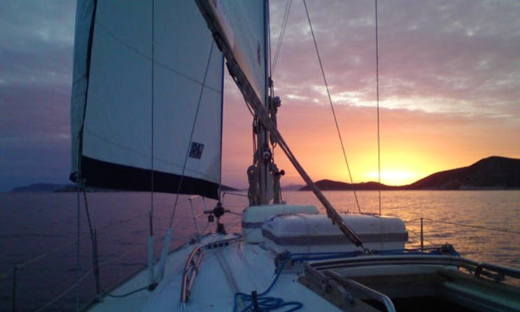 Skippered Cruises to Cyclades