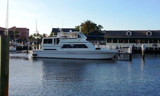 Motor Yacht Charter In Palm Coast, Florida