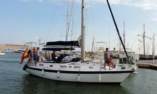 Charter 34' Westerly Falconsailboat In San Pedro Del Pinatar, Spain