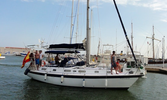 Charter 34' Westerly Falconsailboat In San Pedro Del Pinatar, Spain