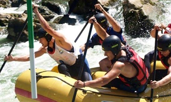 Rafting Trips In Kotor