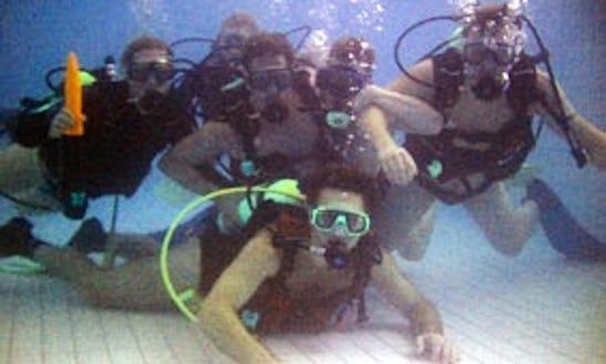 Diving Courses In Scharendijke