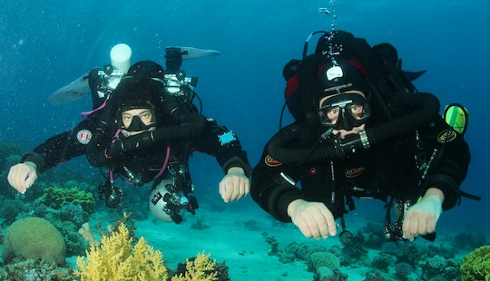 Fun-filled Diving Courses For Beginners In Eilat, Israel