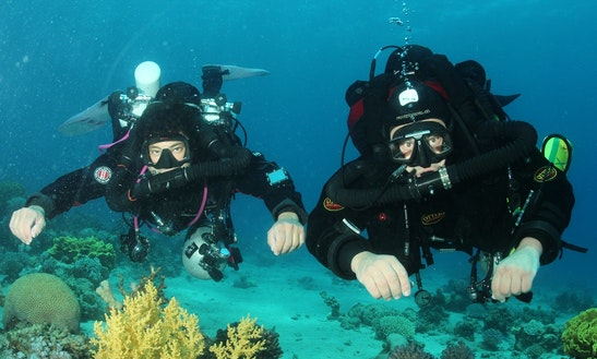 Diving Courses In Eilat