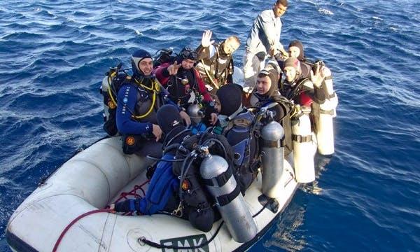 RIB Diving Courses in Krasnodar, Russia