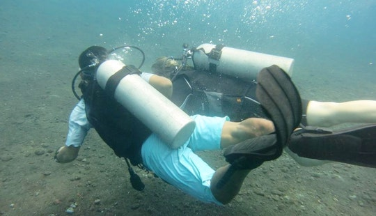 Diving Courses In Kuta