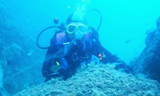 Diving Courses In Fano