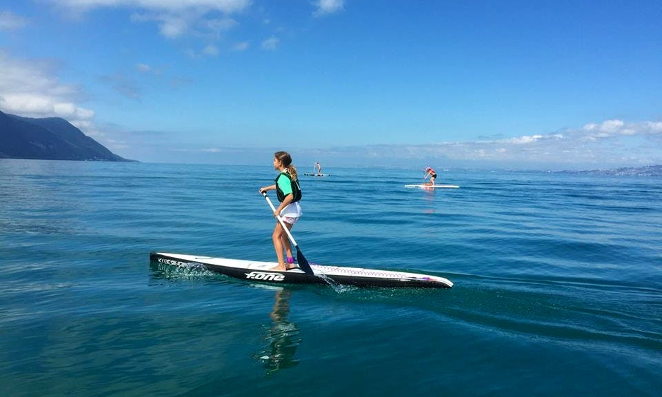 Stand Up Paddleboard Courses in Vevey