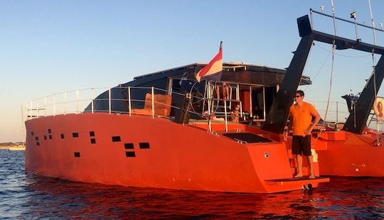 Cruising Catamaran For Rent In Sant Josep De Sa Talaia