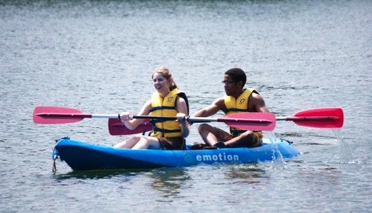 Sea Kayak Trips In Lembongan Island