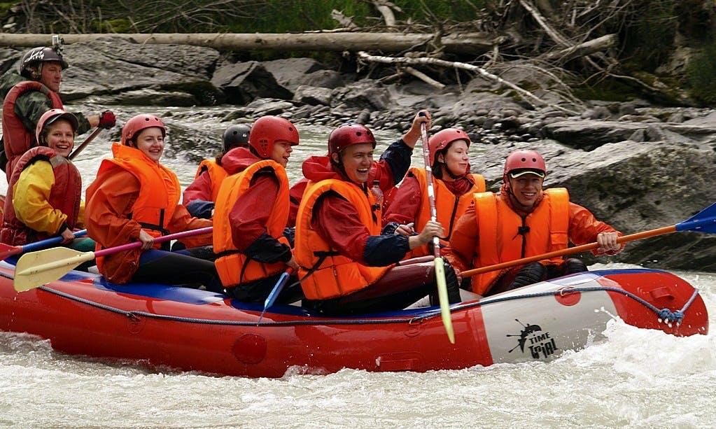Rafting Trips in Barnaul