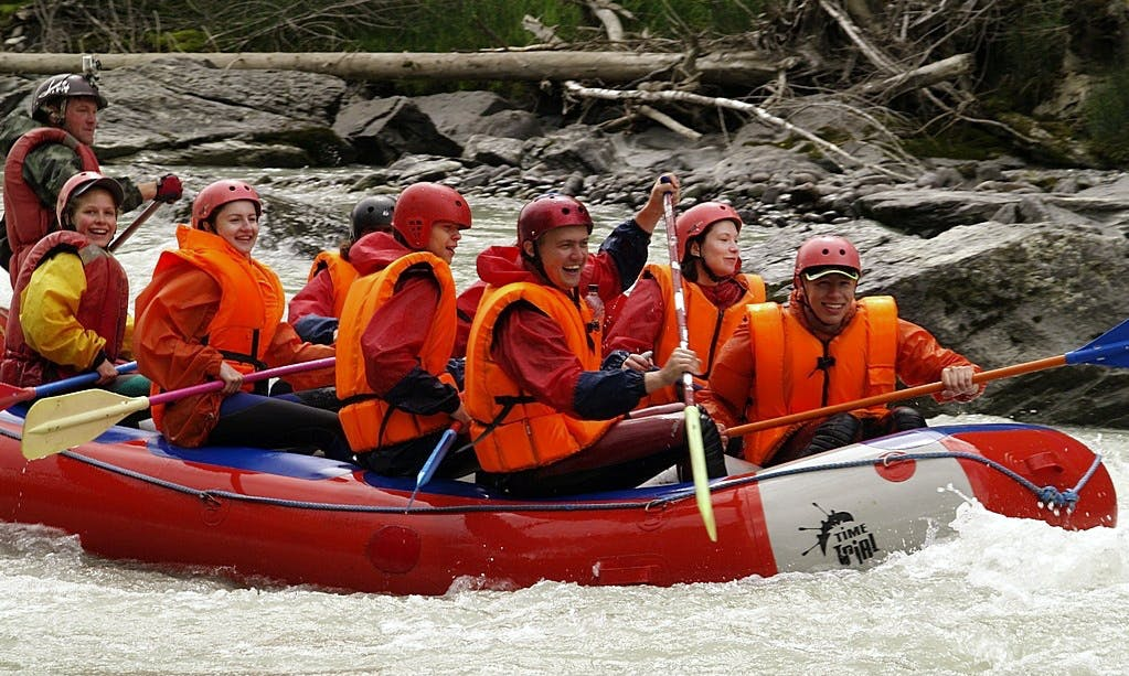 Rafting Trips in Barnaul