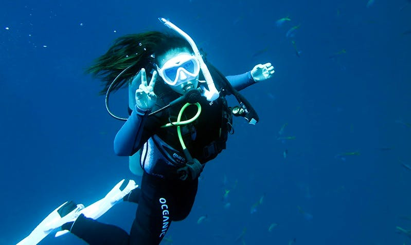 Great Deal on Scuba Diving Courses in Seoul, South Korea