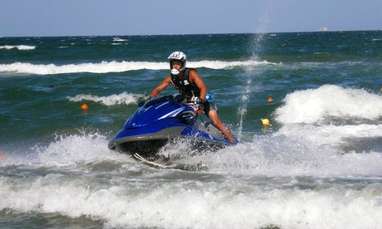 Jet Ski Rental In Constanța